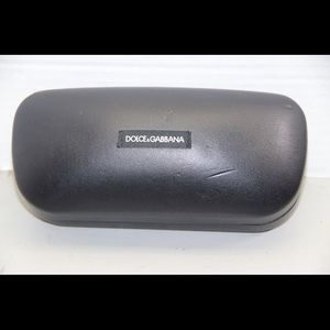 Dolce &Gabbana sunglasses with case